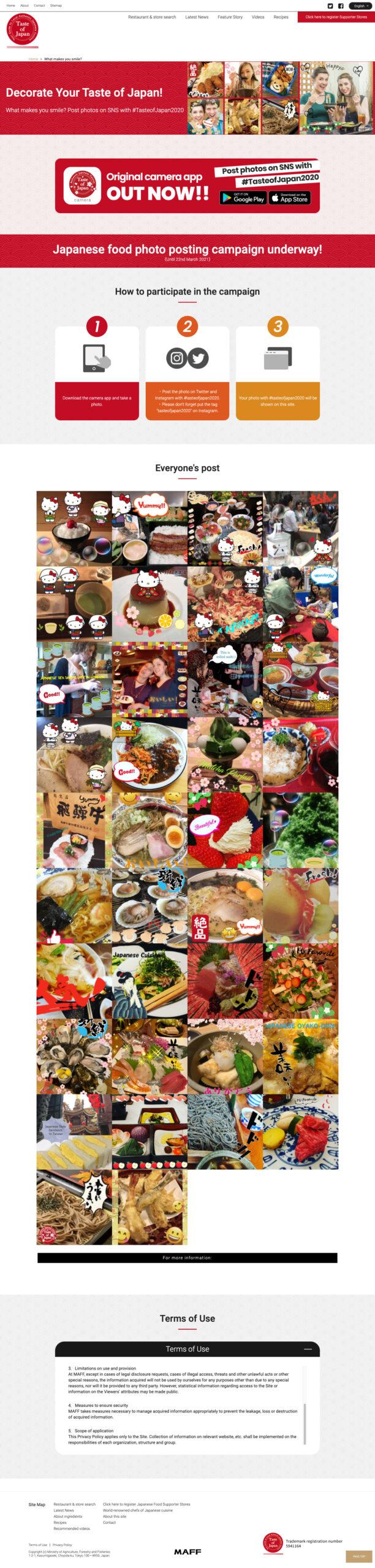 Decorate Your Taste of Japan! | Taste of Japan